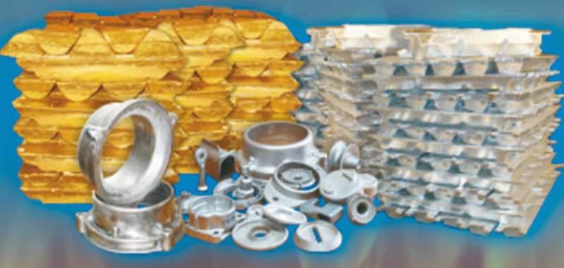 Литье в кокиль  Изготовление отливок из алюминиевых и цинковых сплавов методами литья в кокиль и под высоким давлением.