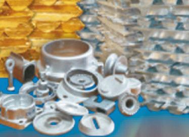 Литье цветных металлов  Изготовление отливок из алюминиевых и цинковых сплавов методами литья в кокиль и под высоким давлением.