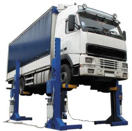 Послуги по технічному обслуговуванню й ремонту вантажних автомобілів узятих на прокат