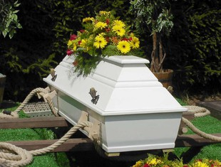 Оформление похорон