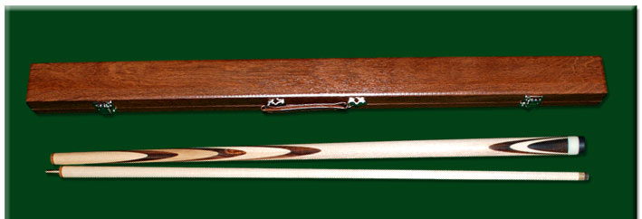 Order Repair and restoration of a billiard cue