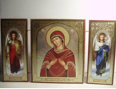 Заказать Производим и реализуем церковную продукцию. Изготовление церковной утвари крестики, иконки, складни, бусы и прочее.
