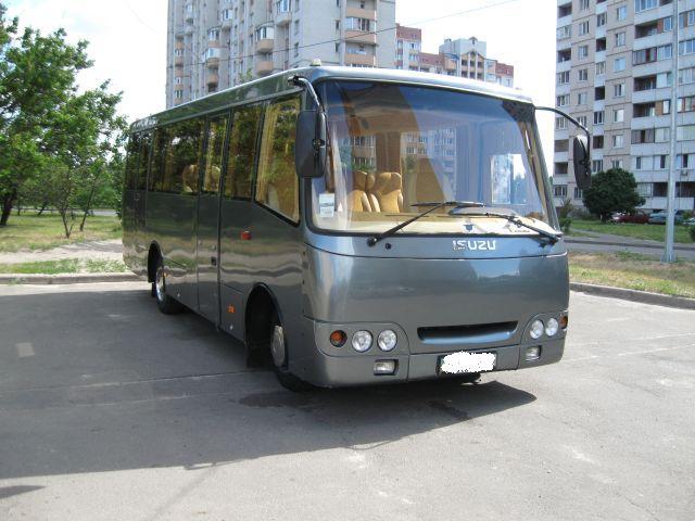 Заказать Услуги по перевозке пассажиров микроавтобусом