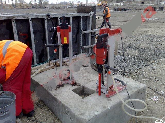 Заказать Резка бетона