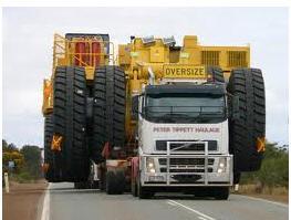 Order Transportation of bulky goods