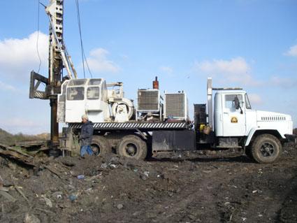 Заказать Бурение скважин для сбора биогаза