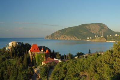 Заказать Отдых Алушта Крым
