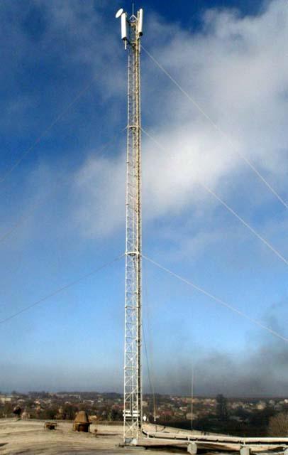 Заказать Строительство базовых станций мобильной связи