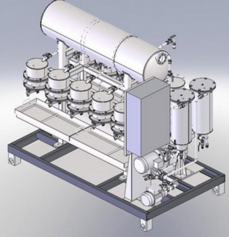 Заказать Проектирование очистных сооружений, разработка технологий водоочистки