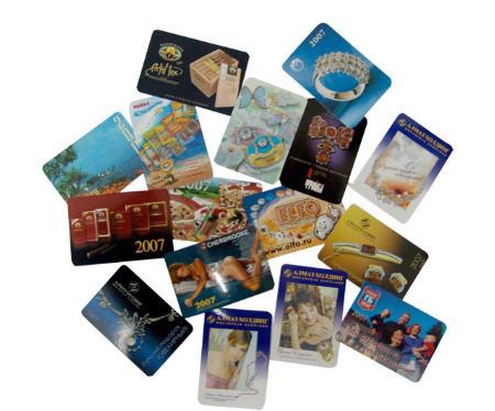 Заказать Изготовление календарей карманных