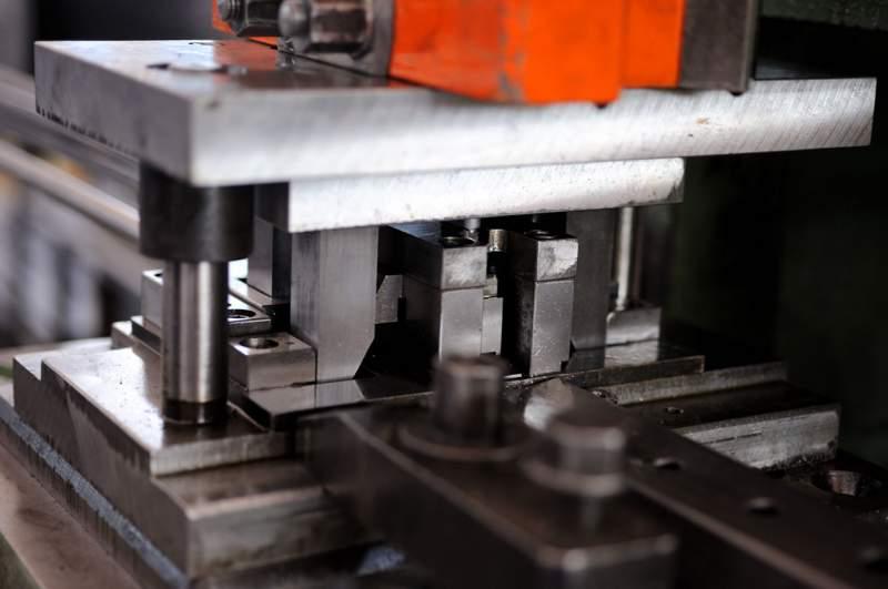 Разработка и изготовление штампов