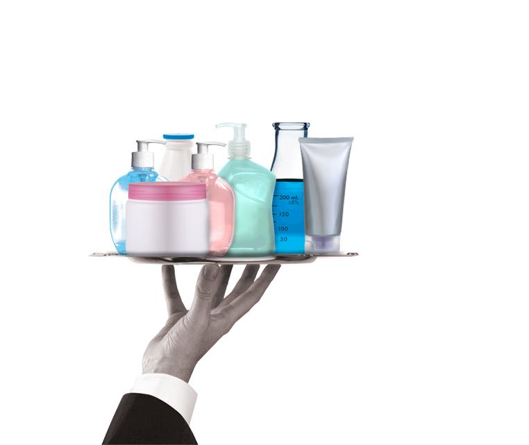 Контрактное производство косметики и бытовой химии в Италии и Украине.Разработка,приготовление и фасовка продукции.