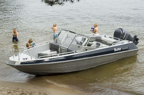 тюнинг алюминиевых моторных лодок