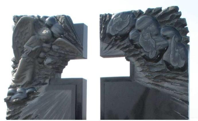 Заказать Изготовление гранитных памятников