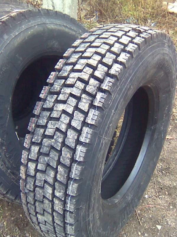 Заказать Восстановление грузовых шин