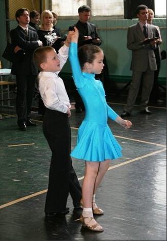 Клуб танцевального спорта 'Selestina'
