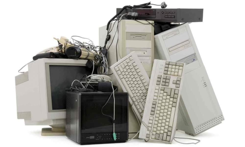 Заказать Утилизация электронной (медицинской, офисной) техники