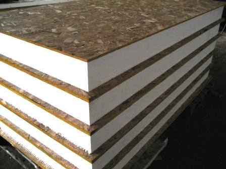Монтаж и строительство из сендвич-панелей КТП панели.183грн./м2.