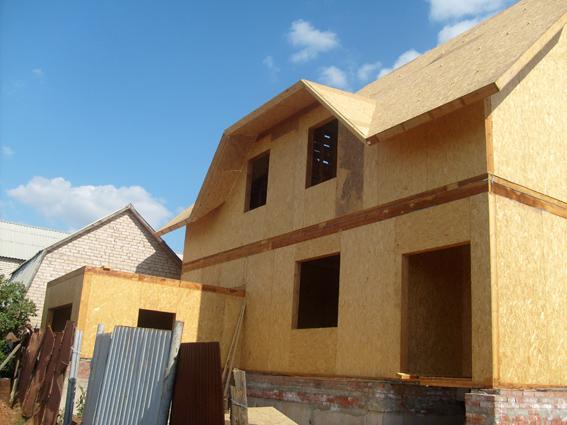 Строительство энергосберегающих домов.Канадская технология.