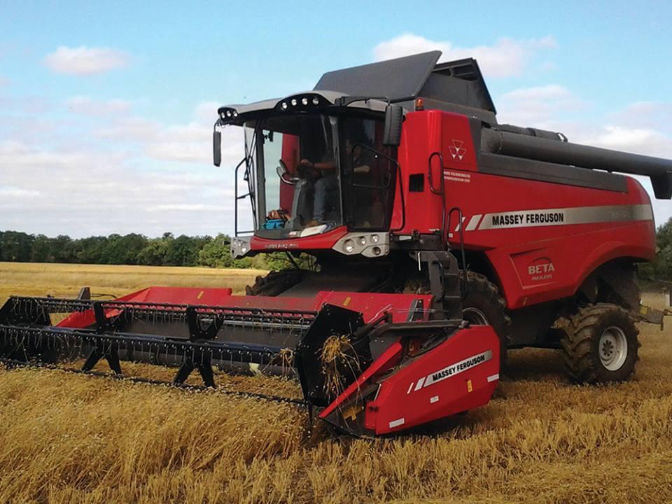 Заказать Уборка зерновых , подсолнечника , кукурузы