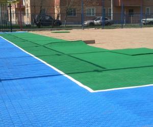 Заказать Строительство теннисных кортов.