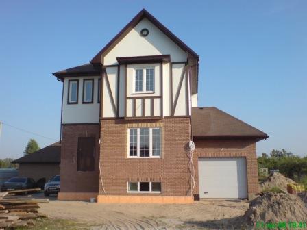 Проектирование строительно-архитектурное домов и коттеджей. Украина. Киев. Проектирование и строительство индивидуального жилья «под ключ». Цены приемлемые.