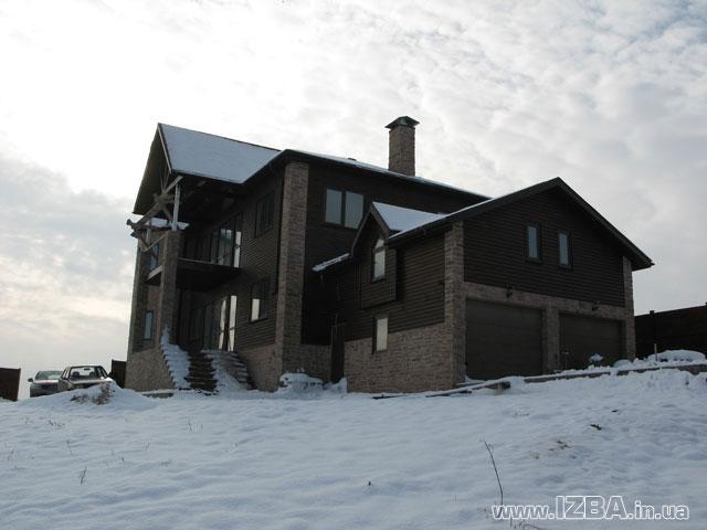 Строительство индивидуального жилья: дома, коттеджи, дачи, бани, сауны. Украина. Проектирование и cтроительство. Цены приемлемые. Возможность просмотра построенных домов.