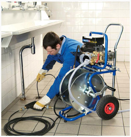 прочистка канализации специалистами