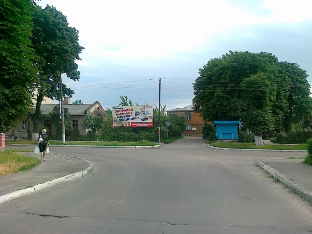 Заказать Бигборды в Жовковском р-не. Львовской обл.
