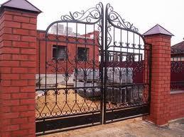Заказать Реставрация кованых изделий (двери, ворота, перила и т.д.)
