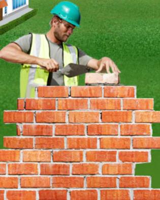 Заказать Строительные работы, услуги строительных бригад.