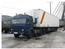 Заказать Автоперевозки по Украине (рефрижераторы) 20 т, 11 т