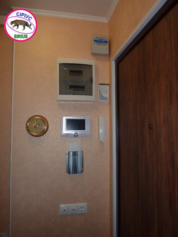 Заказать Монтаж сигнализации в квартире - от 2200 грн.