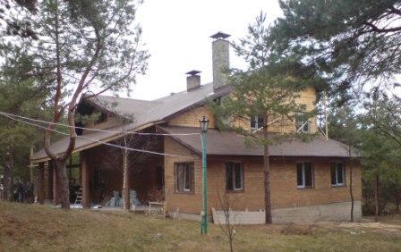 Заказать Коттеджное строительство Украина. Проектирование и cтроительство коттеджей (кирпич, блок). Возможность просмотра построенных домов. Цены антикризисные.