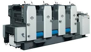 Заказать Печать с плоских форм высоким и офсетным способом