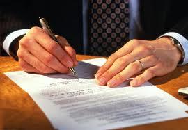 Составление исков, жалоб, заявлений, договоров
