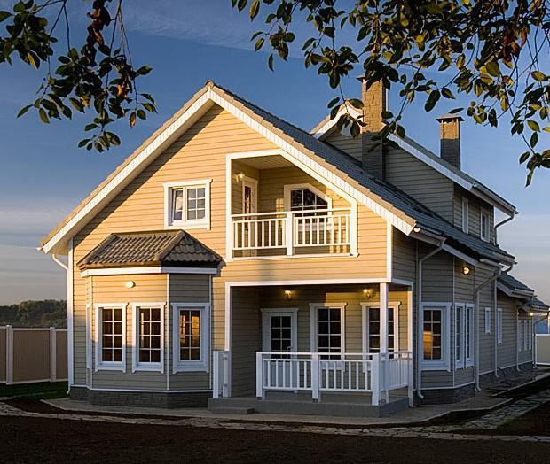 Заказать Строительство загородных домо, строительно-монтажные работы