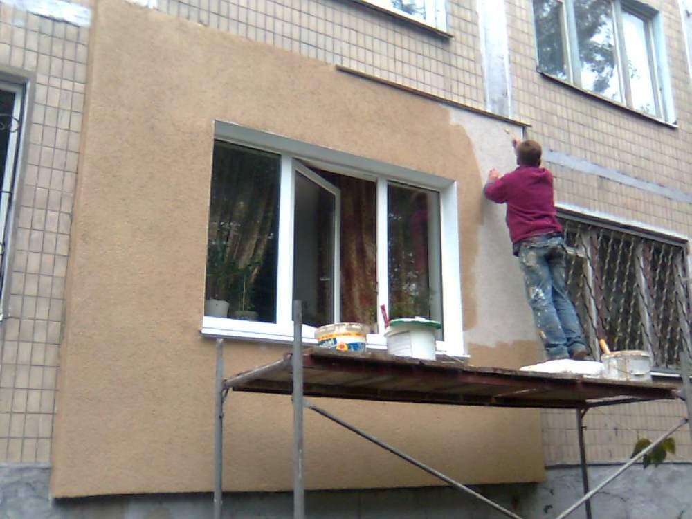 Заказать Облицовка наружных и внутренних стен зданий, заборов, цоколей, подпорных стенок, Днепропетровск, Украина