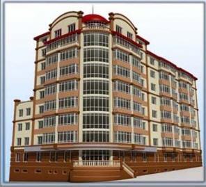 Заказать Проектирование общественных зданий и сооружений
