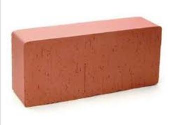 Заказать Изготовление кирпича:Кирпич керамический рядовой,полнотелый,красный М100.