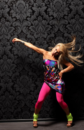 ...выбранных стилей, ведь клубный танец имеет множество.