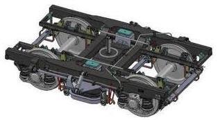 Заказать Капитальный ремонт подвагонных тележек