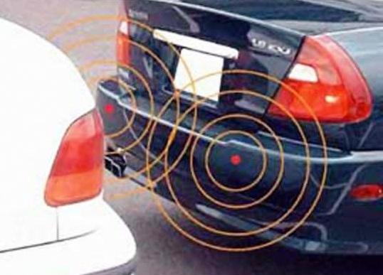 Заказать Установка парковочных радаров и датчиков на автомобили. Парктроники, парковочные радары.