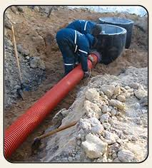 Реконструкция наружных систем водоснабжения, монтаж водоснабжения, услуги водоснабжения, трубы для водоснабжения Одесса