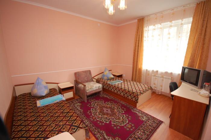 Заказать Двухместный номер для проживания санаторий Крым Алушта