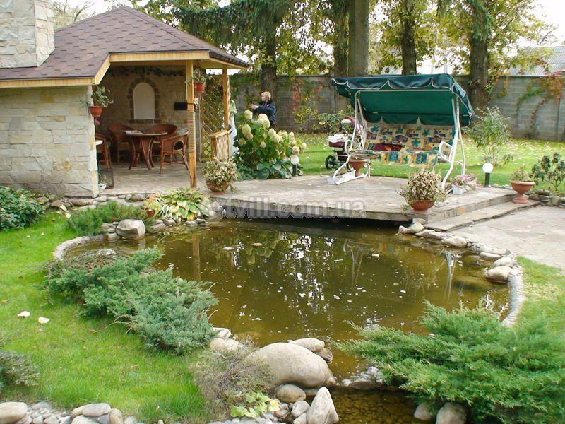 Заказать Садовый пруд — изюминка ландшафтного оформления