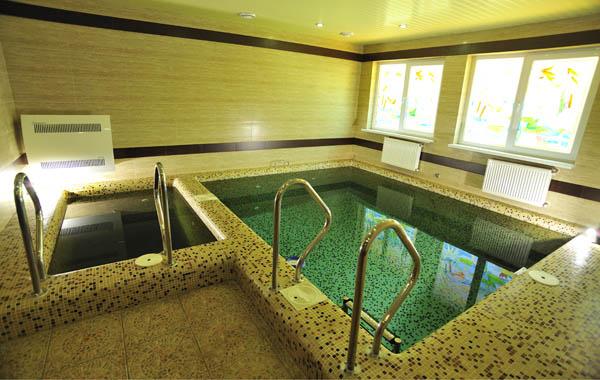 Заказать Гидромассажный SPA - бассейн
