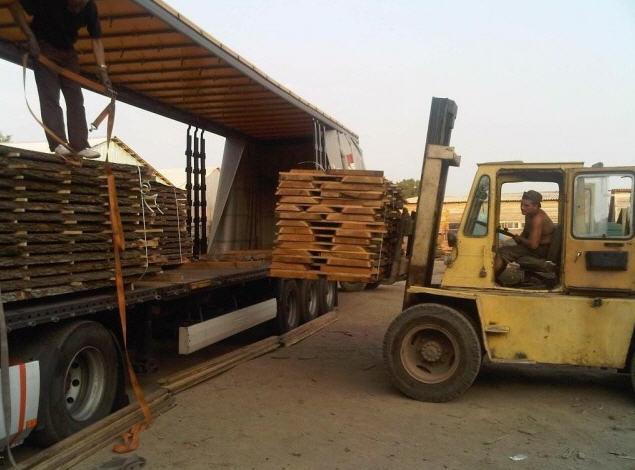 Заказать Экспорт лесоматериалов и пиломатериалов