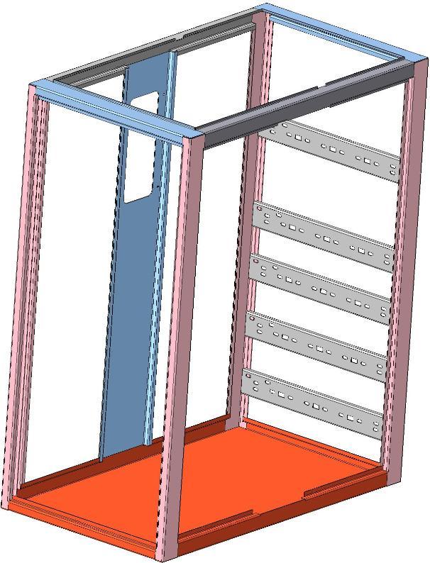 Заказать Изготовление нестандартных металлоконструкций, различных корпусов из листового металла, пожарных шкафов, металлических шкафов, торговых и складских стеллажей, урн уличных