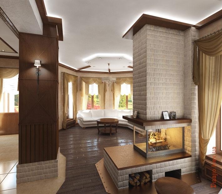 Дизайн квартир і будинків в україні